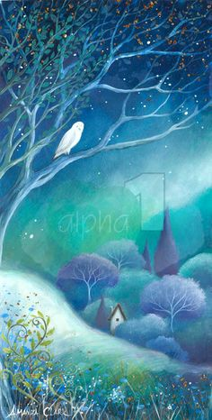 Moonlight by Amanda Clark