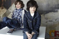 Classics updated for kids - Lee Jeans for fall 2014