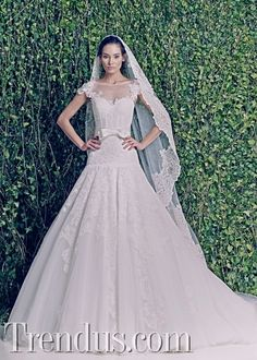 Lebanese fashion designer Zuhair Murad unveiled his highly anticipated bridal collection for fall 2014 season. In case you have missed it, see Zuhair Murad Wedding Dresses 2014, Luxury Wedding Dress, Princess Wedding Dresses, Bridal Dresses, Wedding Gowns, Bridesmaid Dresses, Zuhair Murad Bridal, Zuhair Murad Dresses, Bridal Looks