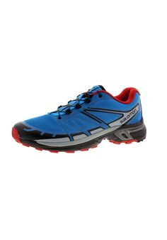 Salomon Wings Pro 2 - Chaussures running pour Homme - Bleu 7ff5a7e4f1b