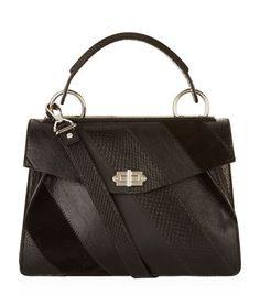 5507fbbbfe7c Proenza Schouler Medium Patchwork Hava Top Handle Bag at harrods.com. Shop  women s designer accesories online   earn Rewards points.