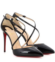 mytheresa.com - Pumps Cross Blake 100 aus Lackleder - Luxury Fashion for Women / Designer clothing, shoes, bags