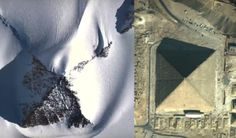 According to Vicente Fuentes, a vivid researcher, there is in fact, at least, one pyramid hidden beneath the vast sheet of Ice on Antarctica. According to Fuentes, the satellite image could prove to be the ultimate evidence of a pyramidal structure located on the main ridge of Antarctica. This would mean that in the distant past, when Antarctica was much different than it is today, ancient civilizations could have developed on the now-frozen continent, leaving behind marvelous…