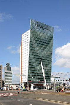 Rotterdam Toren op Zuid (KPN gebouw)