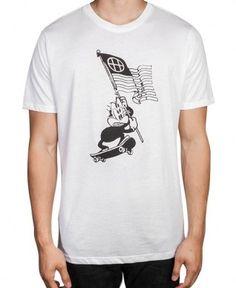 Huf - Salute T-Shirt - $28