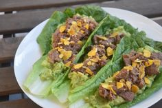Pulled Beef Lingua Tacos - AIP Paleo Instant Pot - beef tongue comes out pulled and juicy!