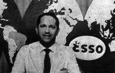 REPÓRTER ESSO Considerado o primeiro noticiário de radiojornalismo Brasileiro, O Reporter Esso não se limitava a ler as notícias, conquistando importância e credibilidade na época. Sofrendo diversas mutações após sua estréia, era patrocinado pela empresa americana Standard Oil Company of Brazil, conhecida aqui como Esso do Brasil. Heron Domingues, Luiz Jatobá e Gontijo Teodoro, foram os locutores de maior expressão e sucesso do programa. Indo ao ar pela primeira vez em 10 de abril de 1952,