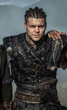 Ivar the Boneless, son of King Ragnar Lothbrok  | Alex Høeg Anderson | Vikings - Season 4B