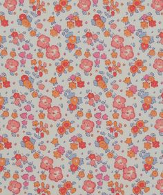 Liberty Art Fabrics Ella and Libby C Rossmore Cord Cotton | Fabric | Liberty.co.uk