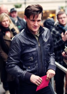 Oh you sexy thing! - Matt Smith