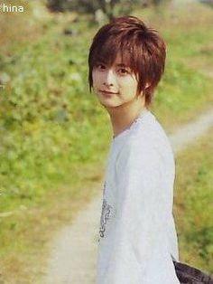 Teppei Koike / Japanese singer, actor.