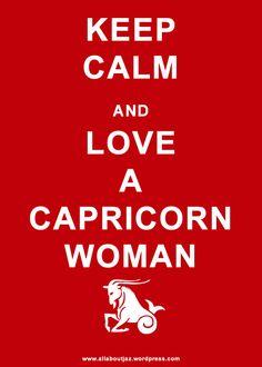 capricorn women
