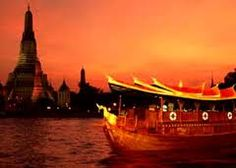 Montienthip River Cruise Daily Dinner Cruise    Montienthip River Cruise Daily Dinner Cruise Explore Bangkok's bustling and glittering heart on this grand journey along the River of Kings, with magnificent views of Bangkok's most ...