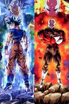 Anime Goku, Anime Dragon, Foto Do Goku, Goku Vs Jiren, Mega Anime, Dragon Ball Image, Manga Anime One Piece, Images Of Goku, Dragonball Wallpaper
