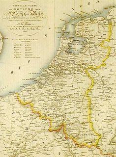Het Koninkrijk Der Nerderlanden 1817