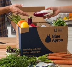 We Tried Blue Apron: Here's What Happened #SexyAbs