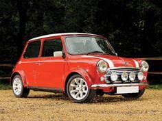 Rover Mini Cooper S Works Final Edition (ADO20) '1996–2000