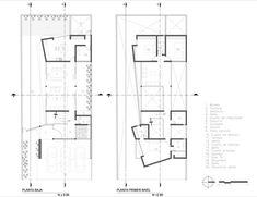 Casa Trojes,Floor Plans
