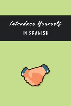 The 8 best disney songs for learning spanish grammar language lets start with the very basics how do you introduce yourself in spanish learn solutioingenieria Image collections