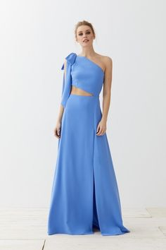 Glamorous Dresses, Unique Dresses, Blue Dresses, Beautiful Dresses, Haute Couture Designers, Civil Wedding Dresses, Red Homecoming Dresses, Strapless Dress Formal, Formal Dresses