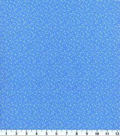 Keepsake Calico™ Cotton Fabric-Etchings Vine Blue