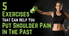 You can strengthen and tone your shoulders right at home using a combination of bodyweight movements, dumbbells, and resistance bands. http://fitness.mercola.com/sites/fitness/archive/2015/07/24/shoulder-toning-exercises.aspx