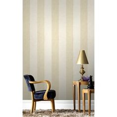 Turn your house into a home with Homebase. 🏠 Great deals on outdoor living ✓ Extensive outdoor living & DIY collections ✓ Homebase. Feels good to be home Striped Wallpaper Yellow, Linen Stripe Wallpaper, Wallpaper Lounge, Wallpaper Ideas, Graham Brown, Oysters, Home Art, Outdoor Living, Wall Lights