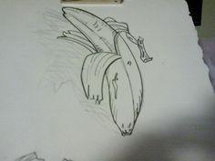 contour line banana