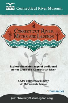 Logo and Print ad developed for an upcoming exhibit at CT River Museum