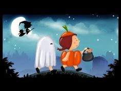 Chanson d'Halloween : Toc, toc, frappons à la porte