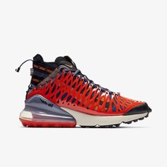 huge discount af693 4dffd BQ1918-400-Nike-Air-Max-270-SP-ISPA-SOE-Red-grailify-2