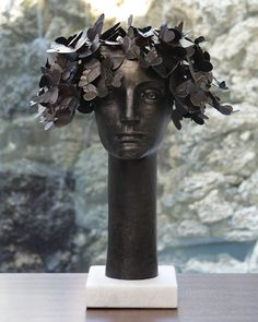 Shop Butterflies for Brains Sculpture from Global Views at Horchow, where you'll find new lower shipping on hundreds of home furnishings and gifts. Goth Glam, Face Jugs, Face Planters, Phillips Collection, Dream Home Design, House Design, Accent Decor, Brain, Sculptures