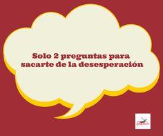 Sigue el Blog Go&Flow #esperanza  http://www.goandflow.es/solo-2-preguntas-para-sacarte-de-la-desesperacion/ Mas? El libro Del Amor a la Zeta http://www.goandflow.es/#home-2