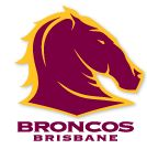 My Rugby League team - the Brisbane Broncos