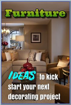 Furniture Secrets Straight From The Home Experts - Budget Home Improvement Ideas Ceiling Fans, Conditioning, Decorating Your Home, Light Fixtures, Turning, Budgeting, Home Improvement, Image Link, Inspire