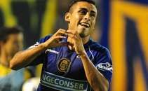 The best player of Rosario Central!