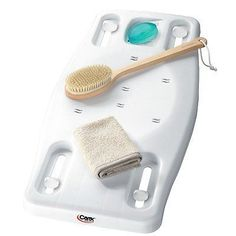 shower and bath seats carex portable bathtub shower bench buy it now only