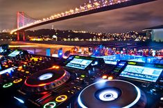 The Bosphorus-side clubs are incredible places to see and be seen…
