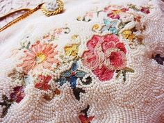 ❥ beading and embroidery