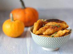 Rezept für selbstgemachte Schupfnudeln mit Kürbis und Kartoffeln