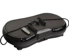 Bluefin Fitness 3d Dual Motor Vibrationsplatte Mit Bluetooth 4 0 Lautsprecher Oszillation Und Vibration Ultimatives Fitnessgerat Fur F Pin Links No Eq