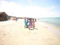 La playa del cabo de la vela, La Guajira, Colombia, Para ti