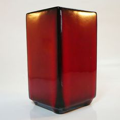 West German Pottery Vase by Jopeko from the mid century in modernism style