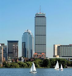 Prudential Building - Boston, MA - been to the top of this bad boy.  Not very tall compared to many(80th tallest in US), but worth adding.