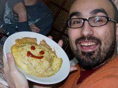 Okonomiyaki time! #luccamangaschool