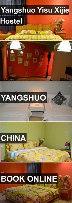 Hotel Yangshuo Yisu Xijie Hostel in Yangshuo, China. For more information, photos, reviews and best prices please follow the link. #China #Yangshuo #hotel #travel #vacation