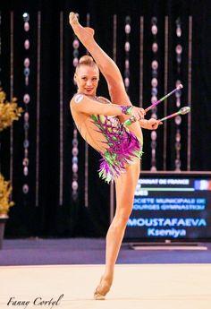 Kseniya Moustafaeva (France), Thiais 2015