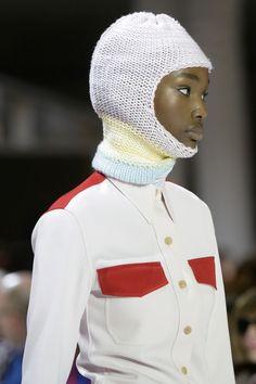 c5f213213377 Calvin Klein 205W39NYC  ready-to-wear fall winter 2018-2019 Knitwear