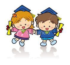 Graduation Cartoon, Graduation Clip Art, Graduation Diy, Kindergarten Graduation, Graduation Pictures, Kindergarten Clipart, Kindergarten Activities, Cartoon Boy, Cartoon Pics