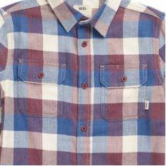 Camisa VANS cuadros